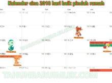 Kalender cina Februari 2018 hari baik pindah rumah menurut shio dan feng shu