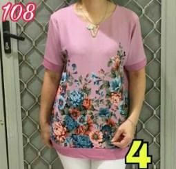 baju imlek wanita warna pink shio naga