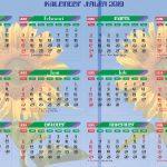 Kalender Jawa 2019 gambar bunga matahari