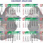 Kalender Jawa 2019 semar