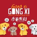 Gong xi fa cai - ucapan imlek 2019