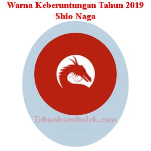 Warna shio naga tahun 2019 fengshui pakaian kendaraan rumah Merah cardinal warna Abu Asap