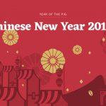 Ucapan imlek 2019 bahasa mandarin dan inggris tahun babi tanah
