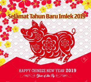 ucapan selamat tahun baru imlek 2019