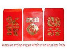 amplop angpao
