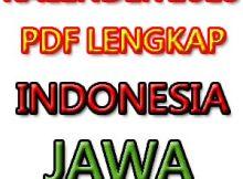 KALENDER 2019 PDF INDONESIA JAWA LENGKAP