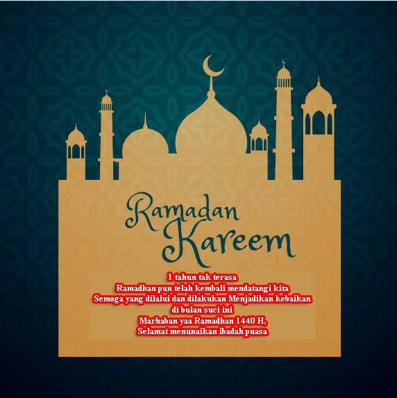 Membuat Kartu Ucapan Selamat Bulan Ramadhan - ragam kartu ...