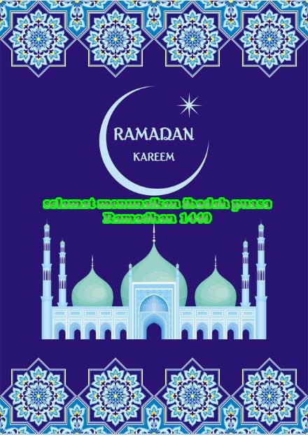 ucapan selamat menjelang puasa ramadhan 2019 1440 terbaik