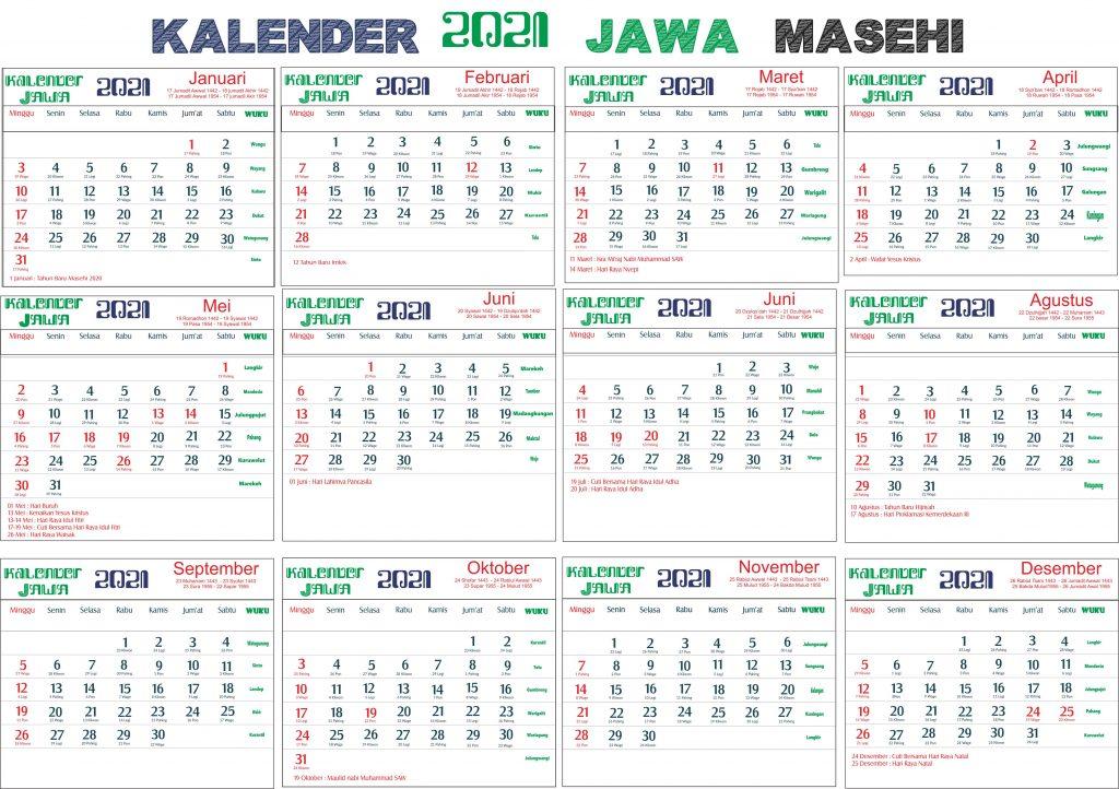 Gaya Terbaru 58+ Kalender Jawa 13 Februari 2021