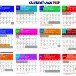 kalender 2020 pdf lengkap gratis (indonesia, jawa, hijriyah)