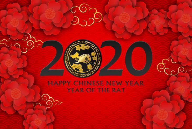 Ucapan Selamat Tahun Baru Imlek 2020
