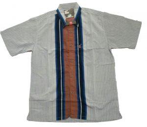 Baju imlek 2020 anak laki-laki warna abu-abu