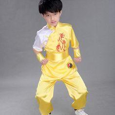 Baju imlek 2020 anak pria warna kuning