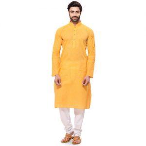 Baju imlek 2020 pria dewasa warna kuning
