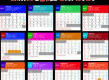 kalender 2020 indonesia lengkap