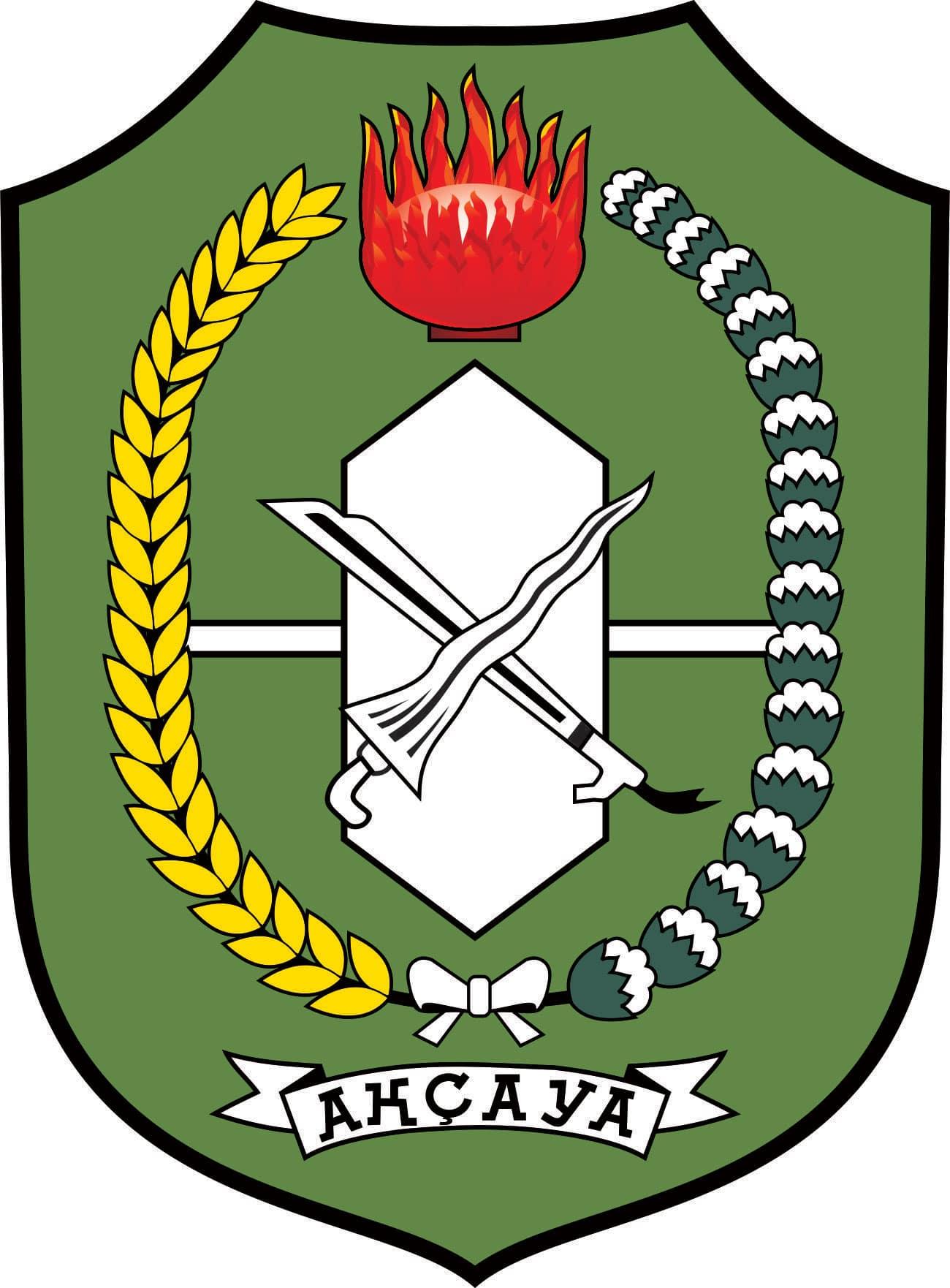 logo lambang provinsi kalimantan barat