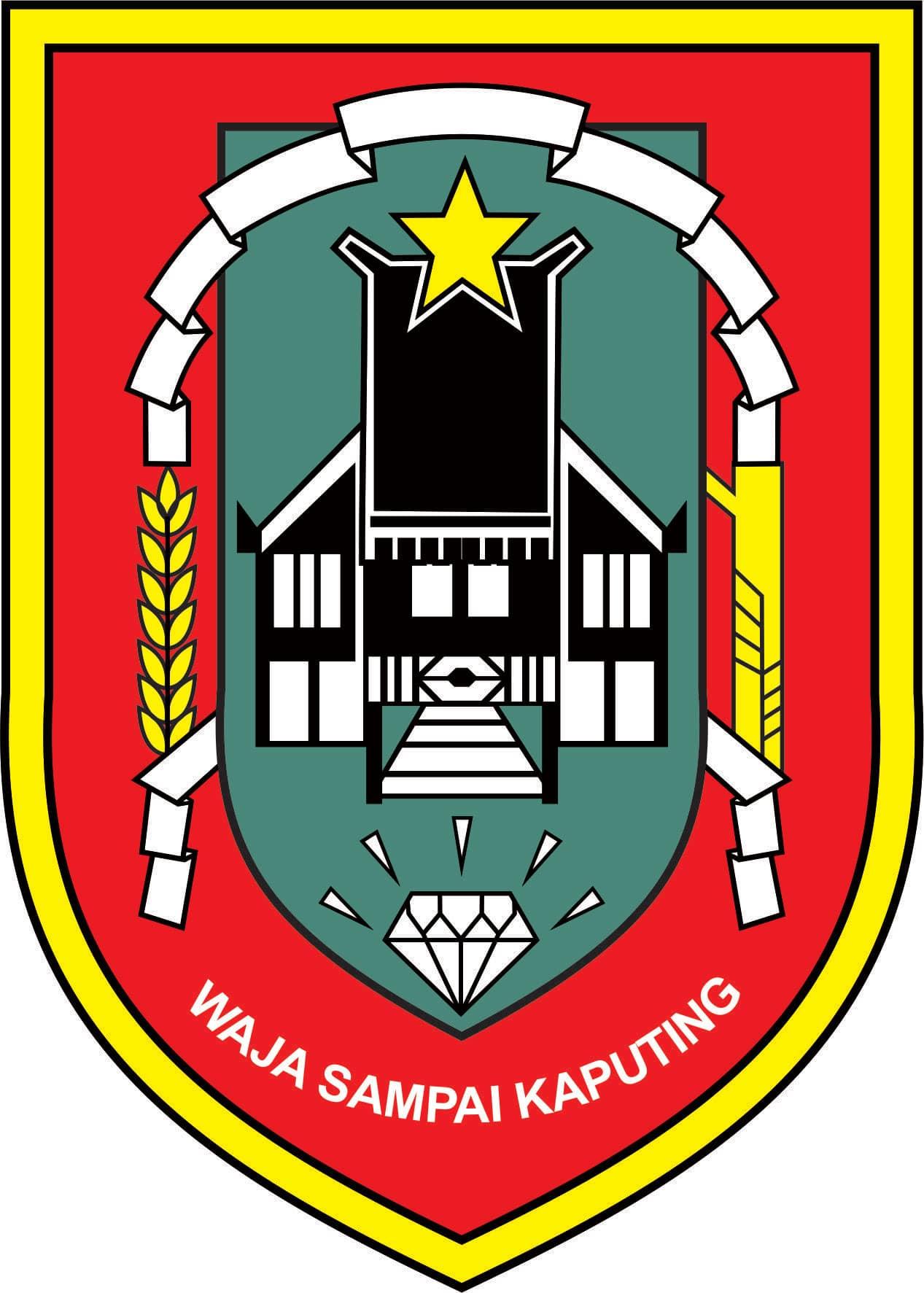 logo lambang provinsi kalimantan selatan