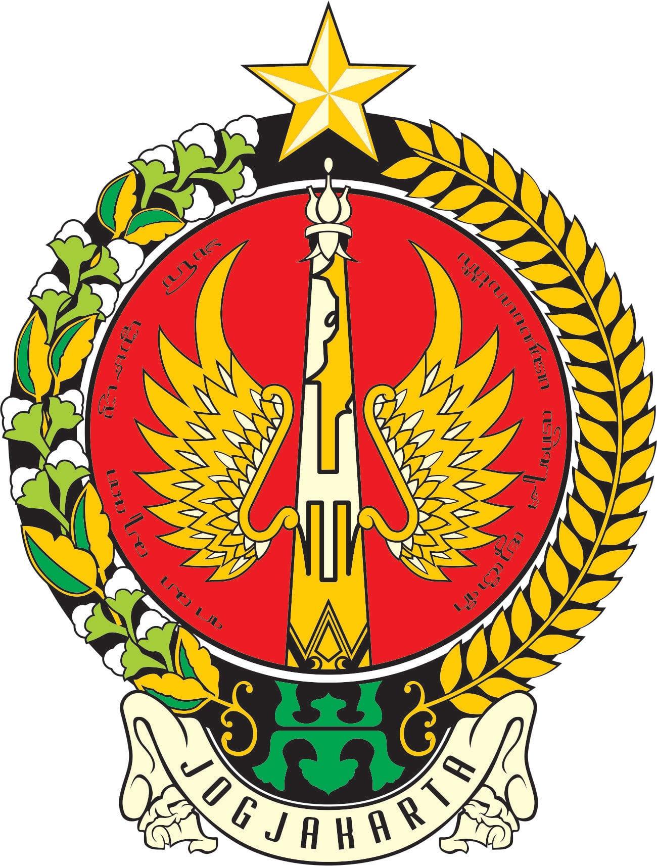 logo lambang provinsi yogyakarta