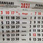 kalender jawa tahun 2021 bulan januari februari lengkap ramalan primbon dan pakuwon