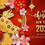 Kumpulan Gambar Ucapan Selamat Tahun Baru Imlek 2021 Terbaru dan Terbaik