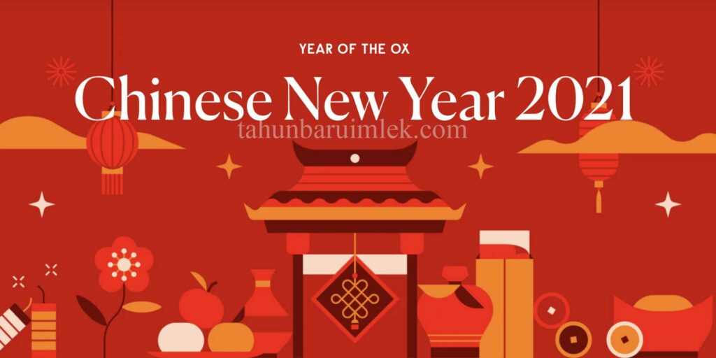 ucapan imlek bahasa mandarin 2021