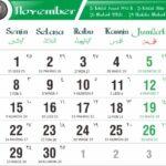 kalender jawa november 2021